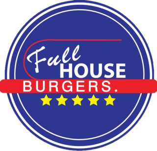 Full House Burgers logo