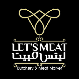 Let's Meat Butchery logo