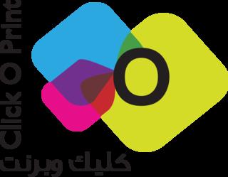 Click O Print logo