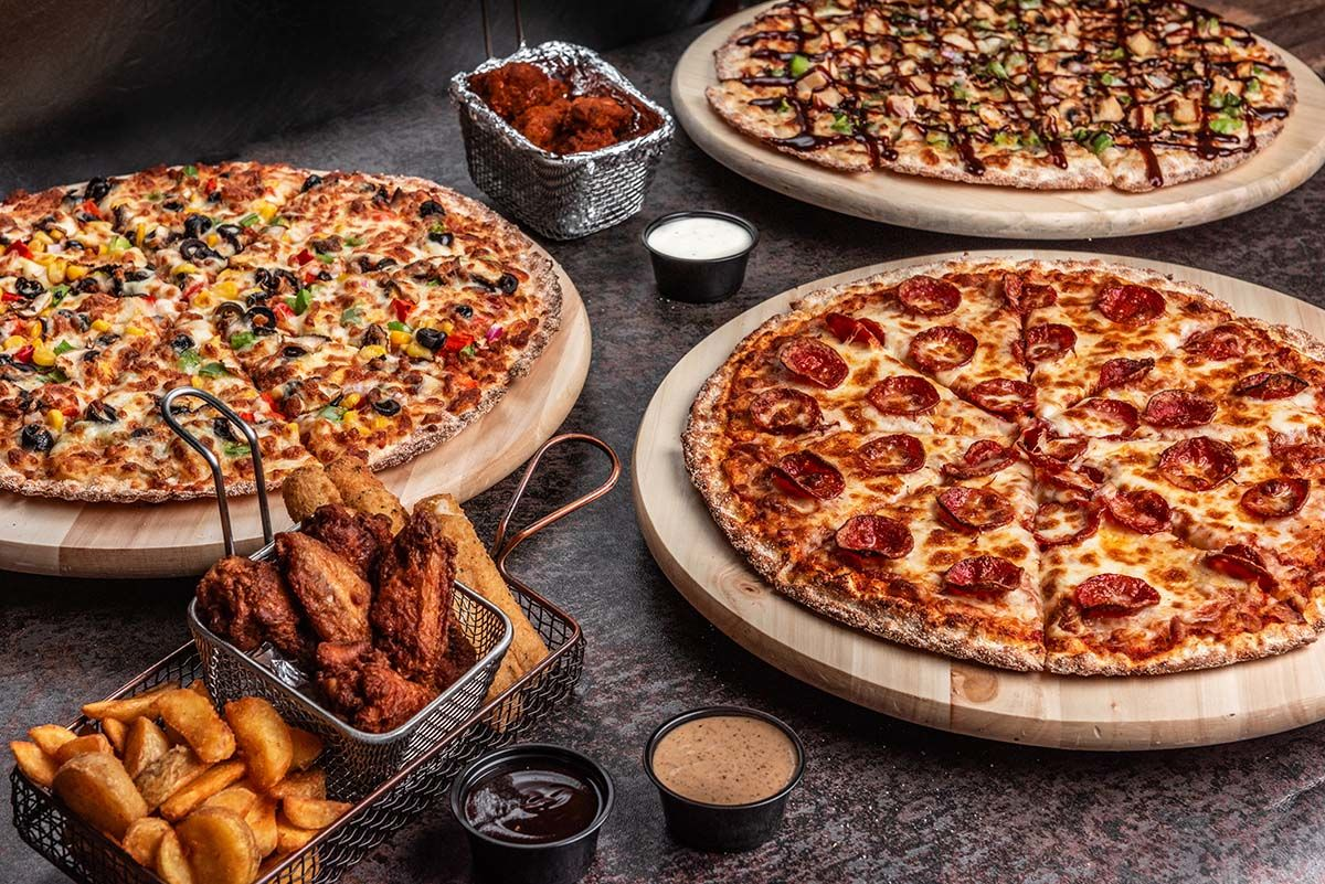 American Pizza header